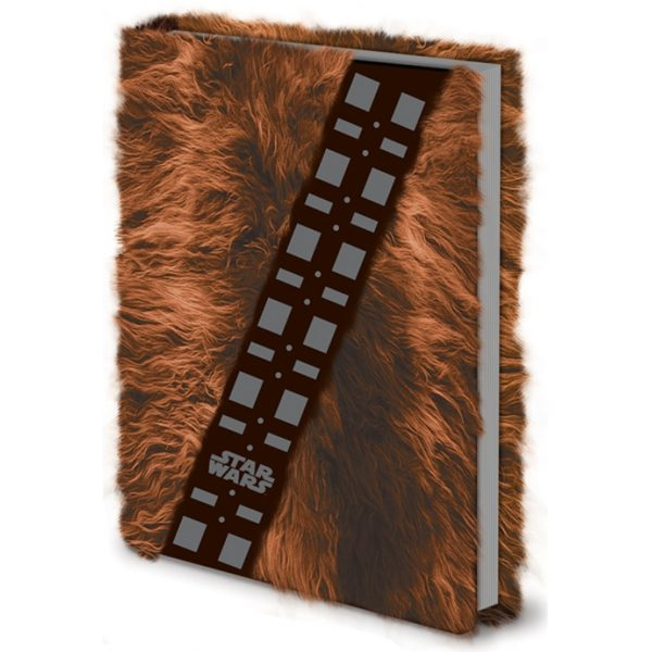 NT39-notes-a5-star-wars-chewbacca-fur