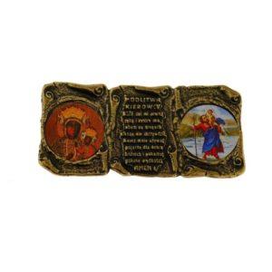 DW189-figurka-metalowa-modlitwa-kierowcy